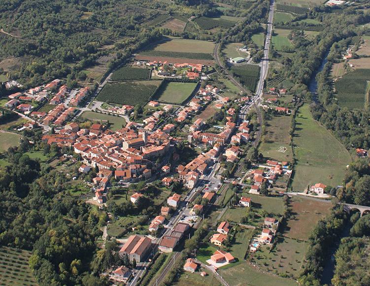 Photo aérienne Marquixanes
